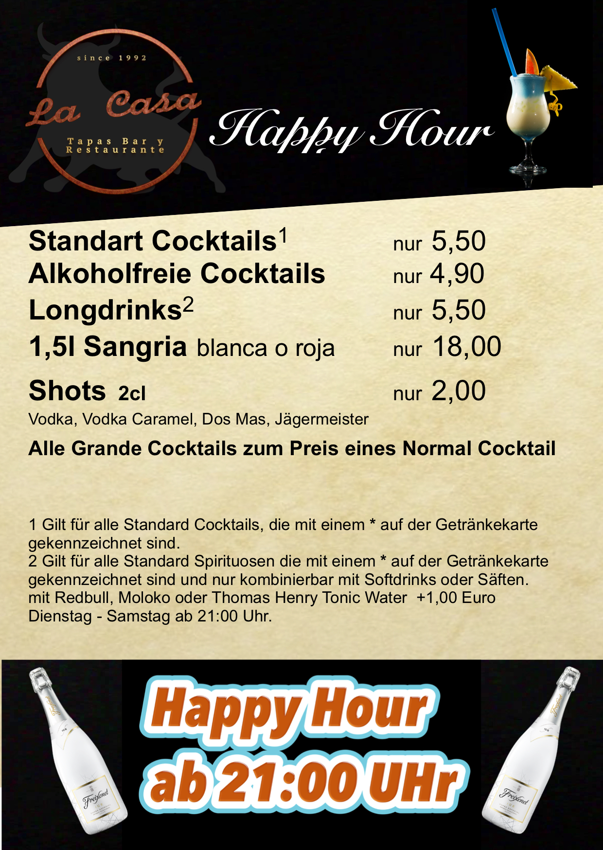 Happy Hour A6